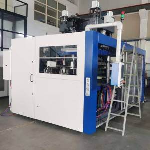 Factory selling Thermoforming Cup Lid Machine - One Station Plastic Cup Thermoforming Machine – GTMSMART