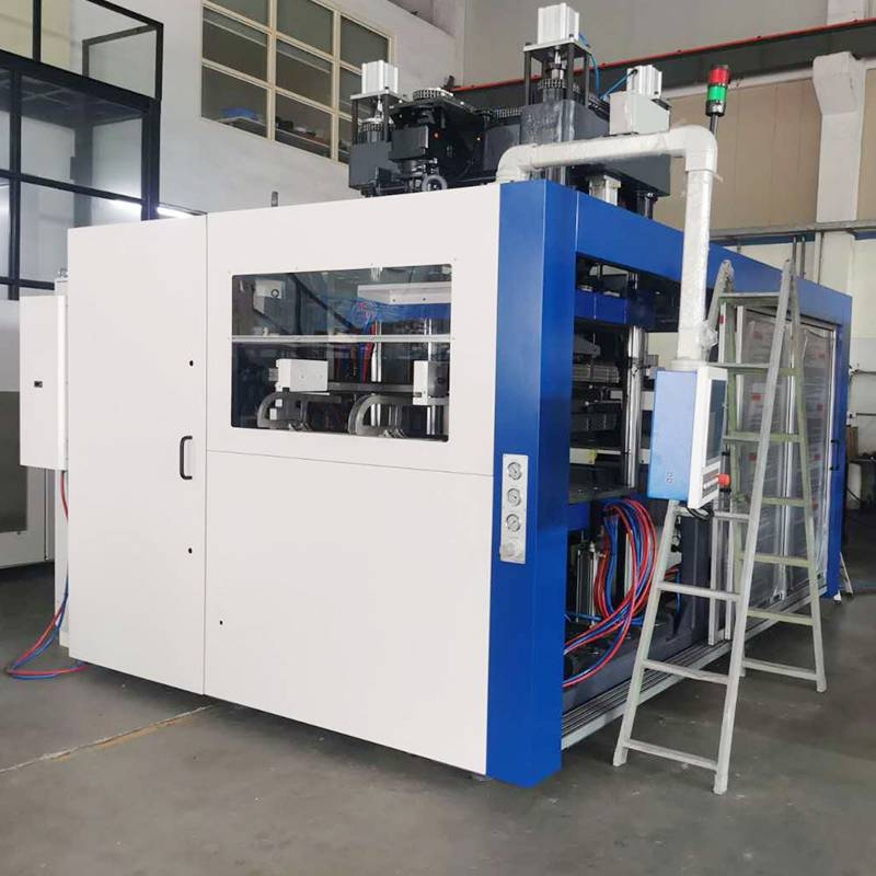 One Station Plastic Cup Thermoforming Machine