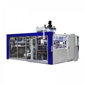 Chinese Professional Cup Thermoforming Machine - Single Station Automatic Thermoforming machine – GTMSMART