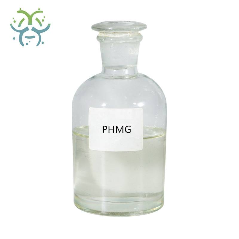OEM Factory for Non Stinging Antiseptic - 99% Purity Phmg Polyhexamethylene Guanidine Hydrochloride Cas No.: 57028-96-3 – Guanlang