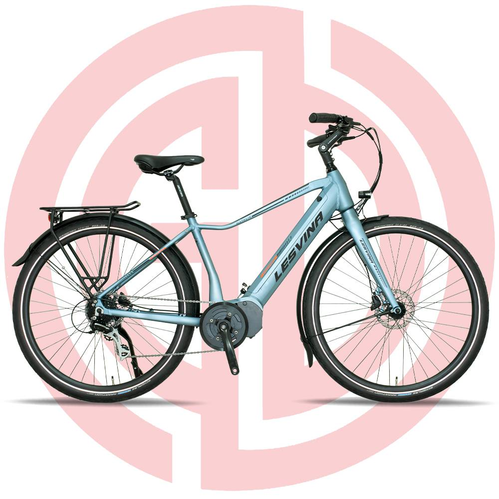 GD-EMB-022(JL): 2021 Aluminum Alloy 250W 36V MID Motor Electric Power Road Bike/Ebike/Electric Bike/City Bike