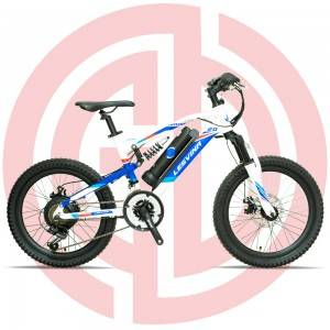GD-EMB-020(JL): 20″ Electric Bike Al Alloy Frame 36V*250W  SHIMANO Parts