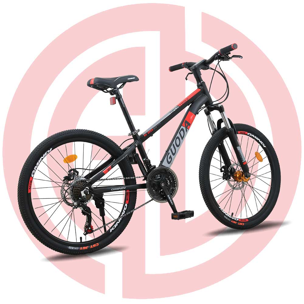 Excellent quality Traditional Bike - GD-MTB-006: 21 speed 24 inches, mountain bike, outdoor cycling – GUODA