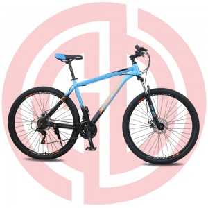 GD-MTB-001: Mountain bike, 21 speed, 29 inches, uban track, steel frame, disc brake, SHIMANO