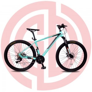 Low price for High Configuration Electric Bike - GD-EMB-004:Mountain bike, 17 inches frsame, 9 Speed, aluminium, KMC, Prowheel – GUODA