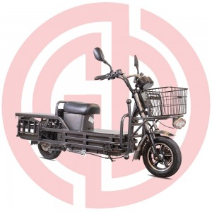 Hot Sale for Bicycle Crank - Electric cargo bike:15G Controller, 80km mileage, max loading 300kg,Vacuum tires – GUODA