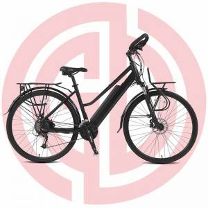 2019 wholesale price Girls' Bicycle - Popular Design Electric City Bicycle Adult For Men And Women – GUODA