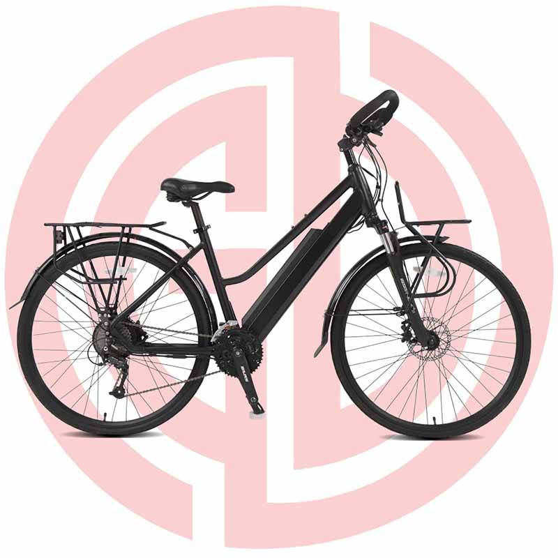 OEM Customized China MID Drive Bafang Motor Fat Tire Electric Bicycle with 48V 15ah Lithium Battery