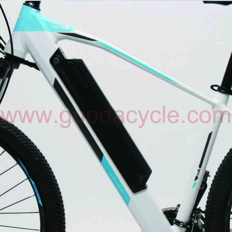 Original Factory Li-ion Battery Electric Bike - GD-EMB-007:  Electric mountain bike, 27.5 inch,  lithium battery, built-in battery, rear mounted motor – GUODA