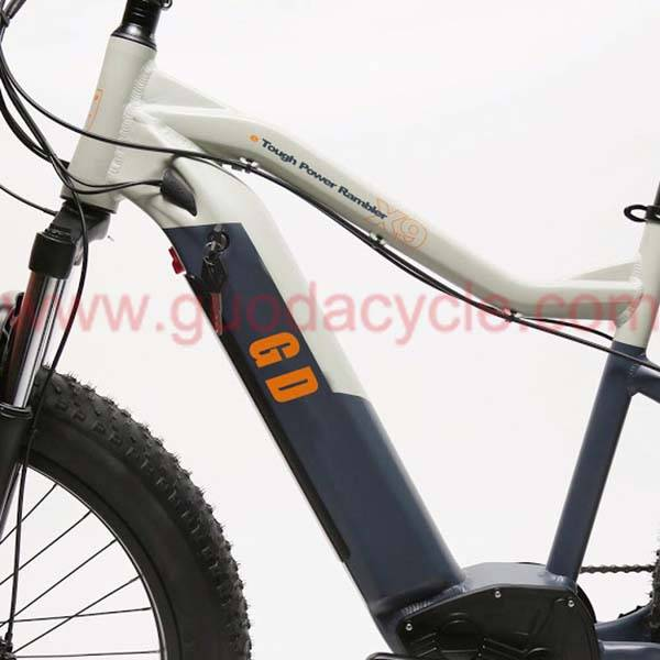 Factory wholesale Bicycle Rack - 48v 26 Inch Large Capacity Battery Electric Mountain Bikes – GUODA