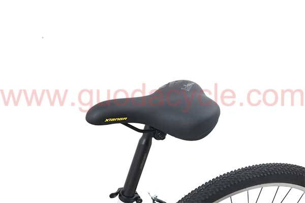 Online Exporter Stroller Cushion - GD-MTB-002: Mountain bike, 21 speed, 26 inches, double disc brakes, SHIMANO, ZLA – GUODA detail pictures