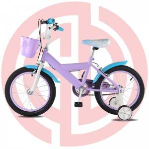2019 Good Quality Electric Bicycle Reviews - 12 Inch Girl Childrens Kids Bicycle Stabilisers Bike – GUODA