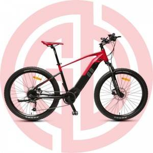 OEM Customized Bicycle Parts Online - 48v 500w Electric Mountain Bikes With Large Capacity Battery – GUODA