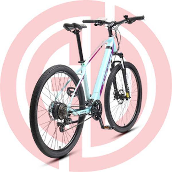 GD-EMB-009: Electric Mountain Bicycle, 36v, 29 Inch, mechine disc brakes, wattage: 200 – 250w