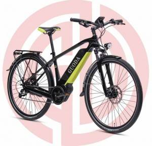 GD-EMB-012: Electric mountain bike, 36v, lithium battery, LED meter, power assisted, 200 – 250w