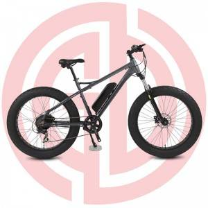 Reliable Supplier Terry Bicycles - 26 Inch Electric Mountain Bicycle With Lithium Battery For Adult Assisted E-bike – GUODA