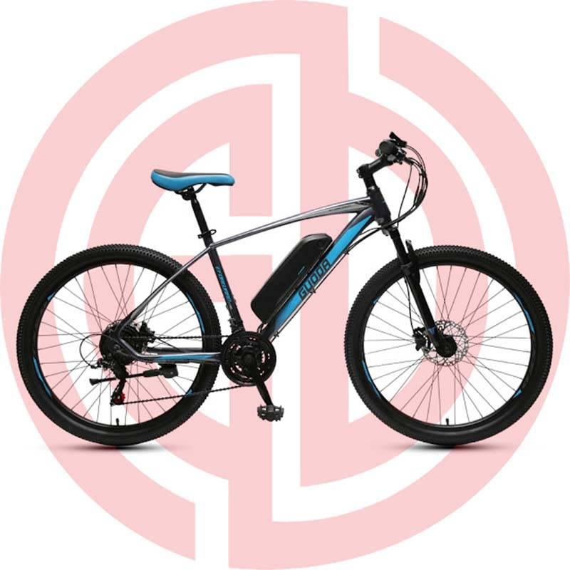 Factory wholesale China Commom Bikes - GD-EMB-001: Electric mountain bike, powerful motor, bike for adult, 200 – 250w, hydraulic disc brake – GUODA