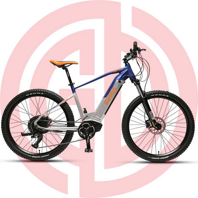 GD-EMB-003:  Electric mountain bike, powerful motor, 48v, 27.5 inch, lithium battery