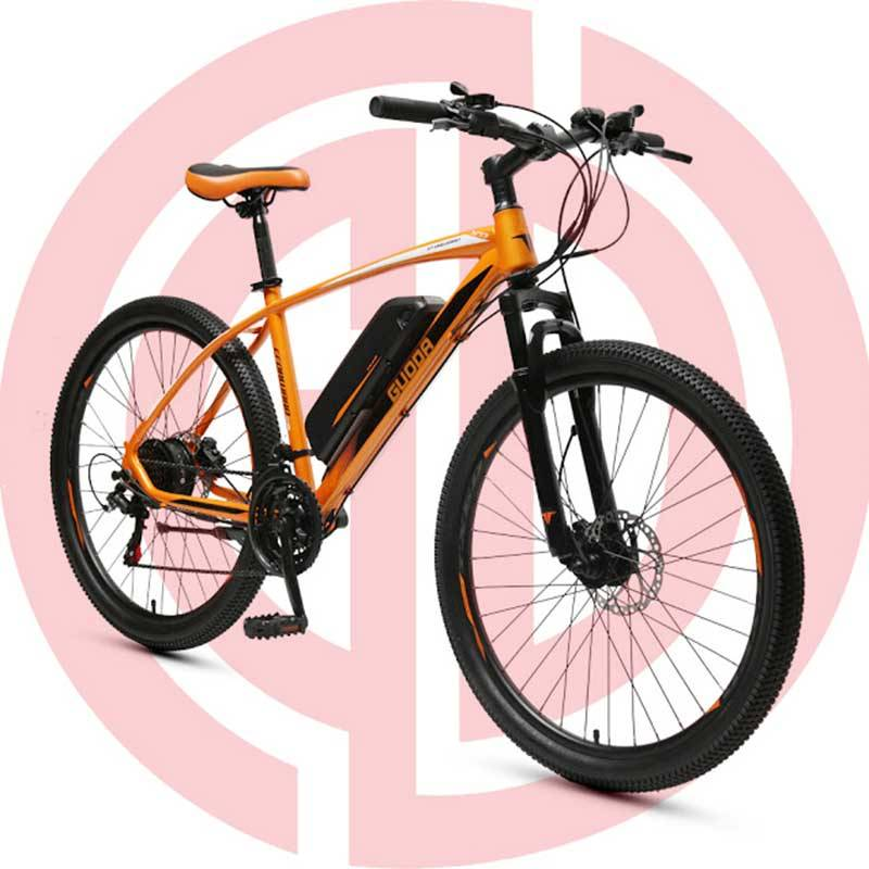 GD-EMB-001: Electric mountain bike, powerful motor, bike for adult, 200 – 250w, hydraulic disc brake