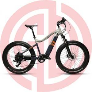 Competitive Price for Bicycle Odometer - 48v 26 Inch Large Capacity Battery Electric Mountain Bikes – GUODA