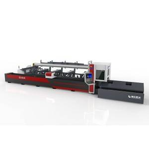 Automatic Professional Tube Laser Cutting Machine