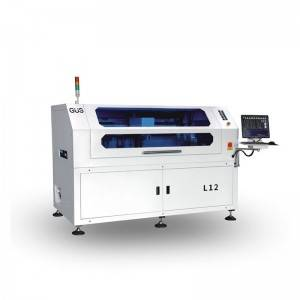 2021 China New Design Professional Wave Soldering Machine - 1.2m automatic printing machine – GUS