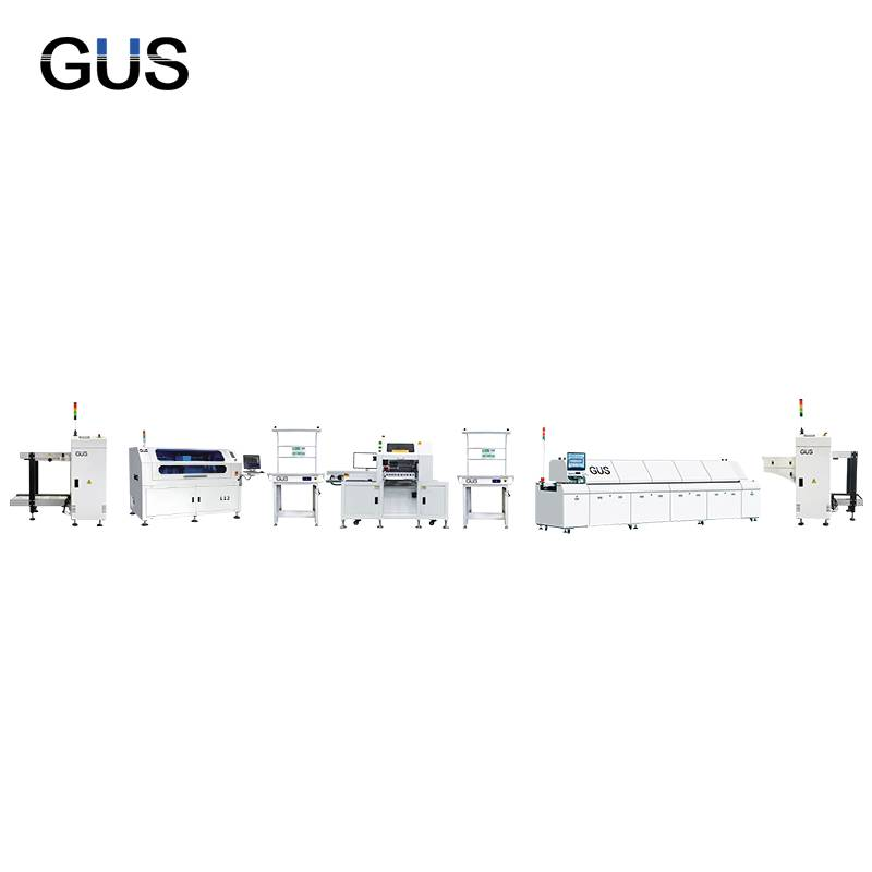 Wholesale Led Lights Machine - 1.2m light bar production line – GUS