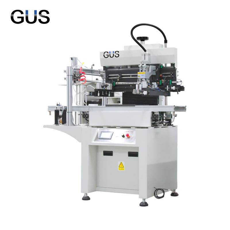 OEM manufacturer Solder Paste Jet Printer Machine - Affordable automatic solder paste printing press machine G-Z6 – GUS