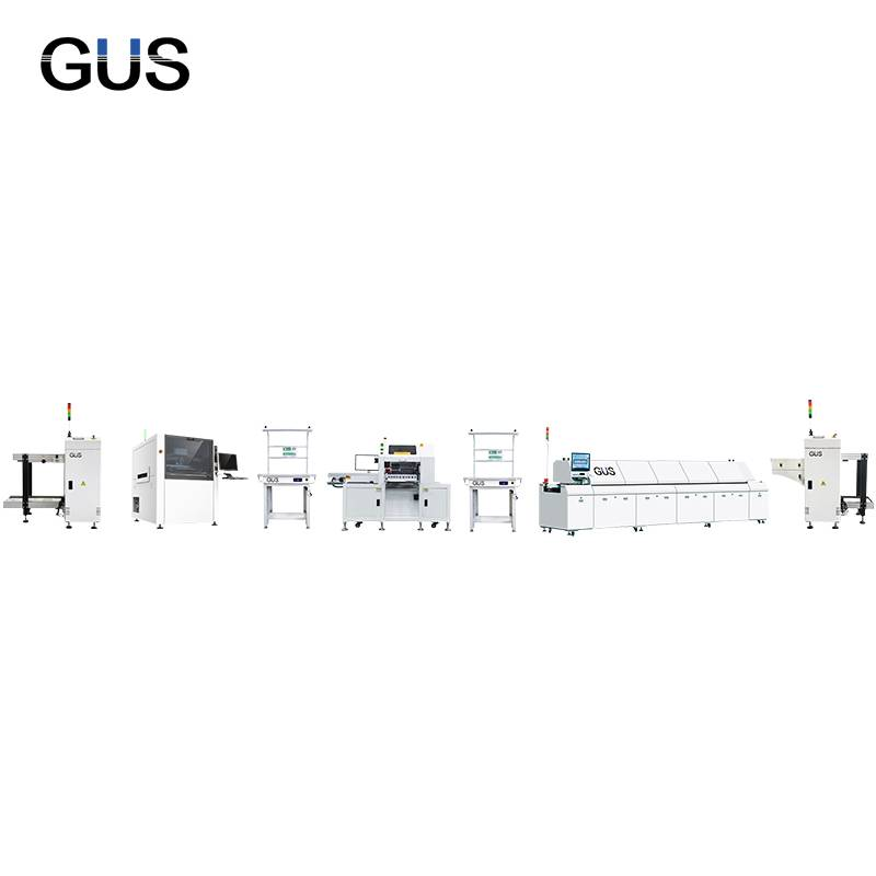Free sample for Full-Automatic Smt Production Line - Automatic high-speed LED production line – GUS