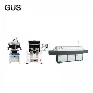 Fixed Competitive Price Smt Reflow Oven - Cheap SMT production line – GUS