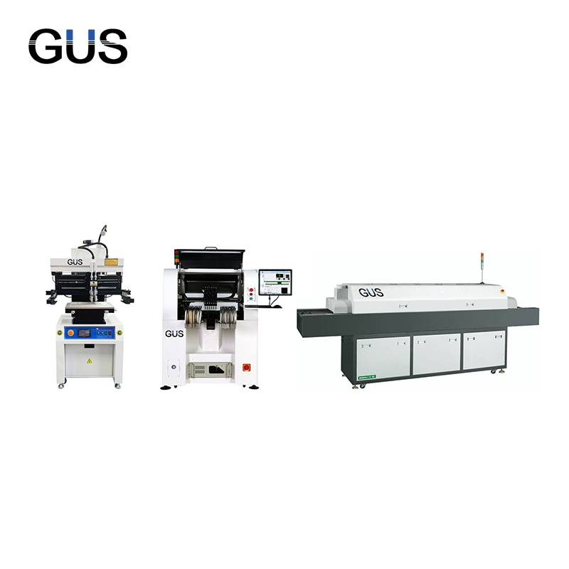 Manufactur standard Tube Street Lighting Smt Production Line - Cheap SMT production line – GUS