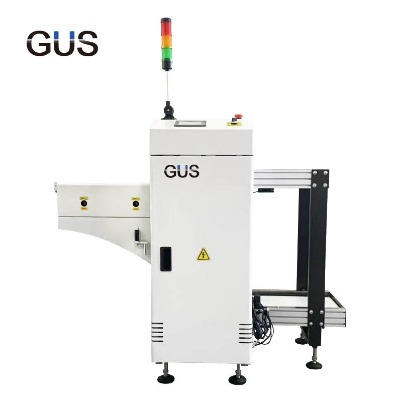 OEM Manufacturer Led Smt Production Line - Fully automatic Plate Receiver – GUS