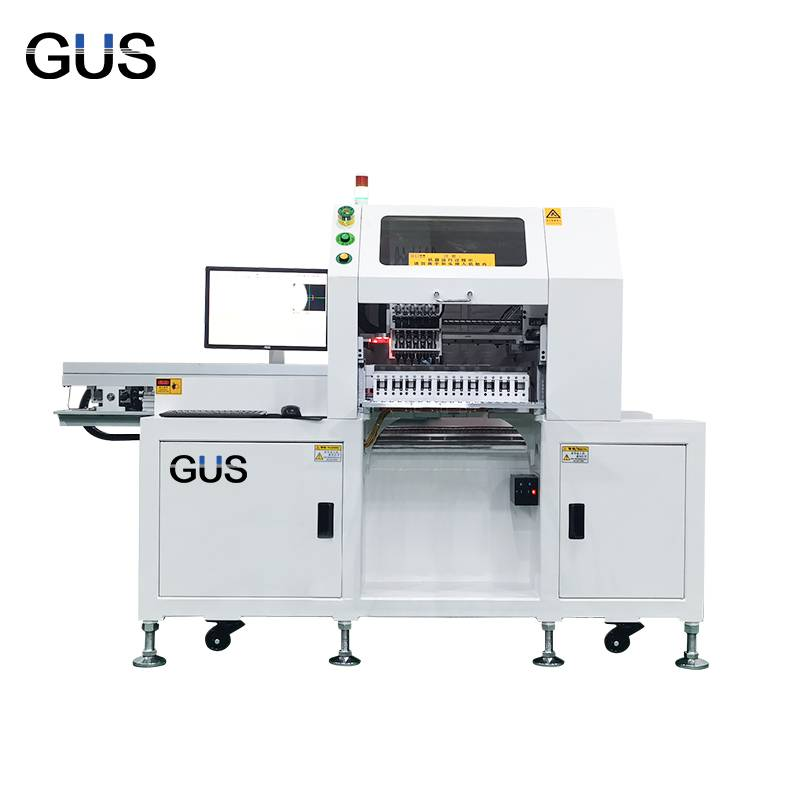 Hot-selling Dob Light Board Dedicated Pick And Place Machine - Led special placement machine G-206 – GUS