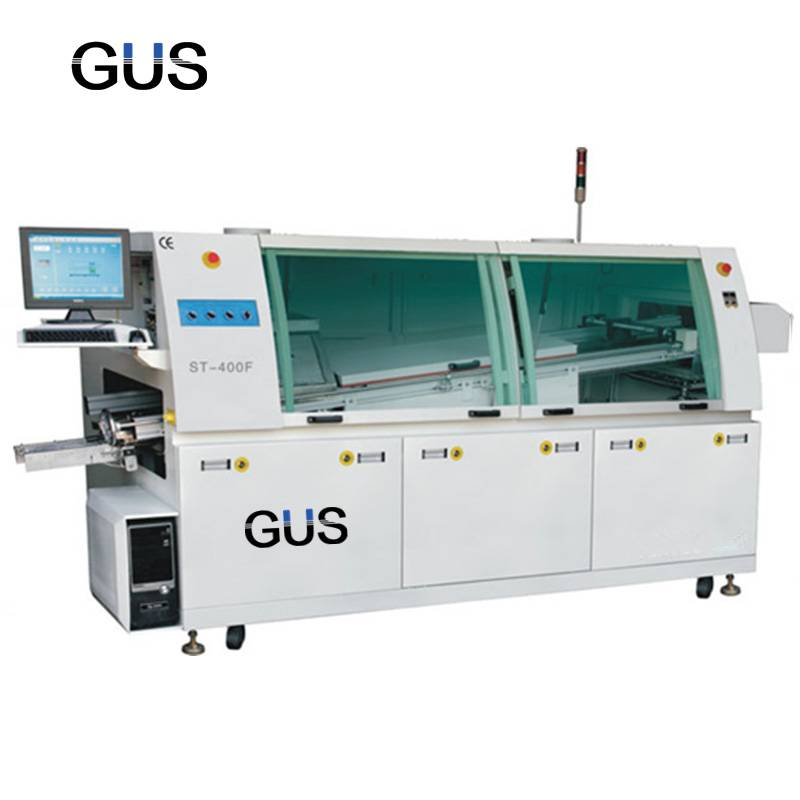 Wholesale Price China Led Wave Soldering Machine - Medium-Sized Environmentally Friendly Lead-Free Double Wave – GUS