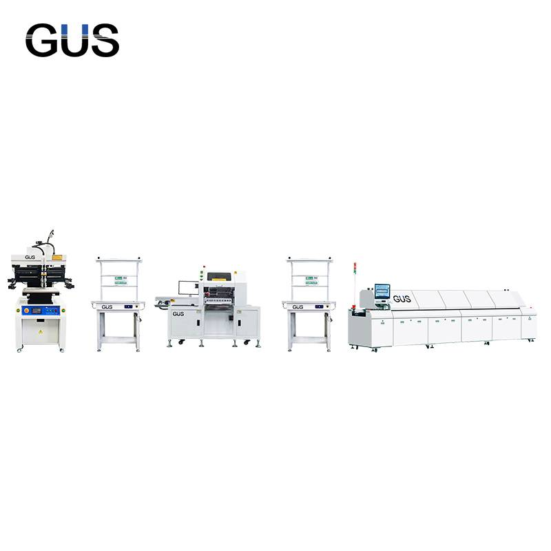 Hot-selling Smd Production Line - Semi-automatic high-speed LED production line 副本 – GUS