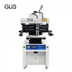 Manufacturer for Smt Wave Soldering - Semi automatic solder paste printing machine – GUS