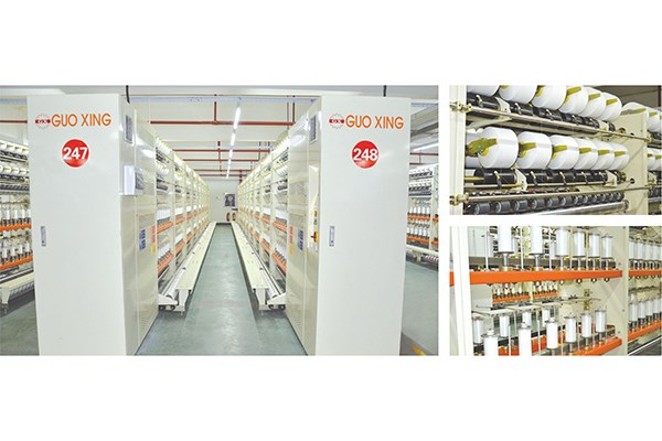 OEM/ODM China Covering Machines For Yarn - GCM-2000B Covering Machine – GUOXING