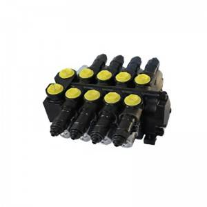 Good Wholesale Vendors 3 Spool Hydraulic Valve - CDB Series Multiplex Directional Valves – Aide Hydraulic
