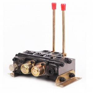 Short Lead Time for Two Way Hydraulic Valve - ZS 20 Series multi-way reversing valves – Aide Hydraulic