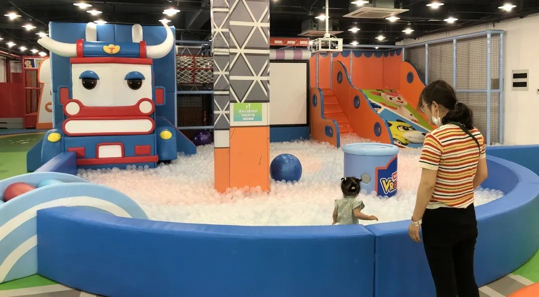Oriental Salt Lake Resort – IP Themed Indoor Playground By Haiber Play