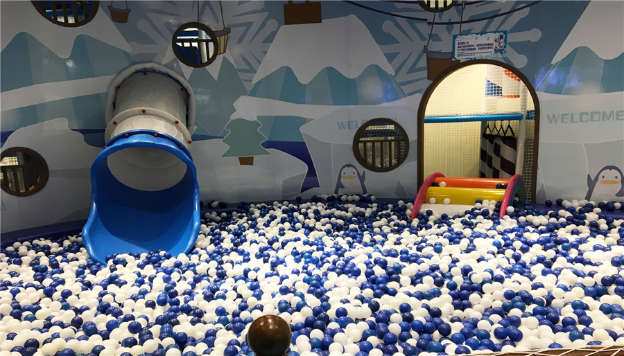 Ball Pool Toddler play Featured Image