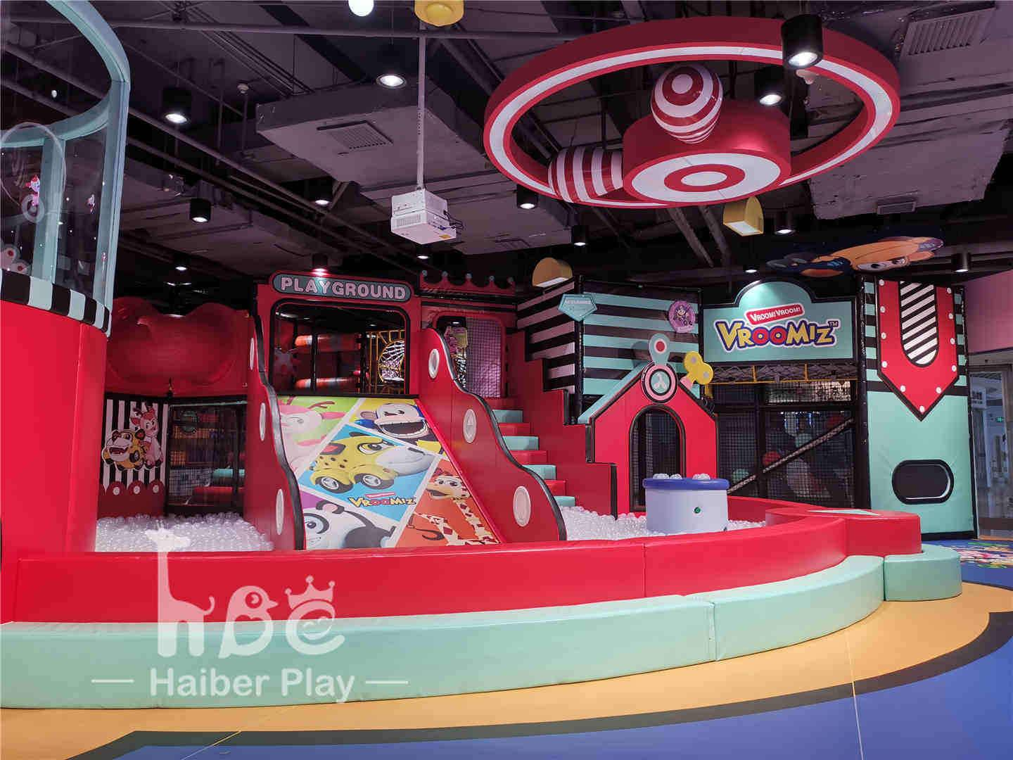 How To Start The Indoor Playground Business