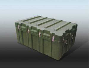 Rotomolding military box
