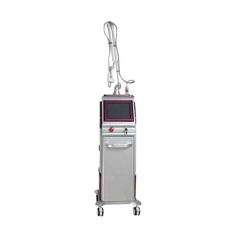 Factory wholesale Medical Co2 Laser - Fractional co2 laser vaginal tightening machine with New intelligent scanning head – Haidari