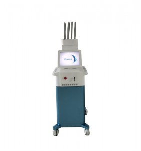 Manufacturer for Slimming Equipment - 1060nm 4 handles diode laser body shape weight loss slimming machine – Haidari