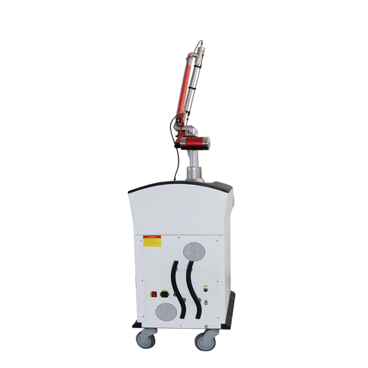 Low MOQ for Distributor Q Switched Nd Yag Laser - Picosecond laser tattoo removal machine – Haidari