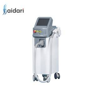 factory customized 808nm Painless Hair Removal Laser Diode - 808 diode laser hair removal machine – Haidari
