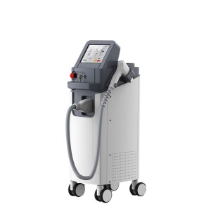 Wholesale Dealers of China High Power 600W German Imported Soprano Ice 808nm Diode Laser Permanent Hair Removal Machine