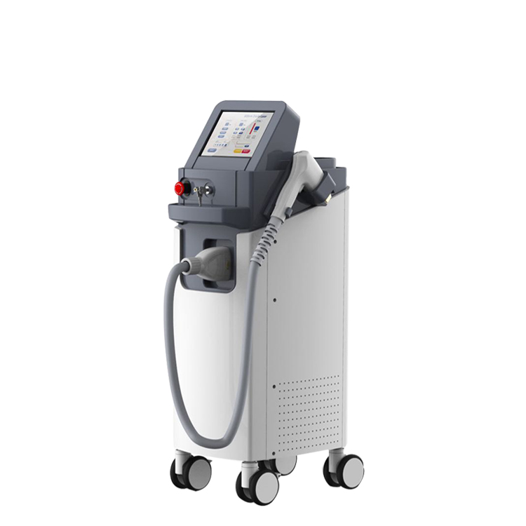 Leading Manufacturer for Hair Removal For Clinic - 808nm Diode Laser Hair Removal Machine – Haidari