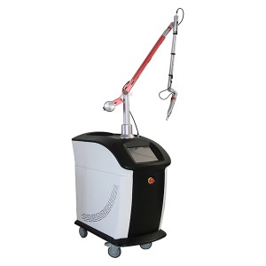 Wholesale Dealers of Machine Remove Tattoo - Picosecond Laser Tattoo Removal Machine – Haidari